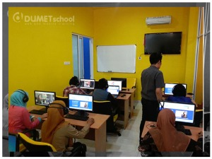 suasana kursus seo internet marketing