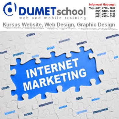 internet marketing dumet school